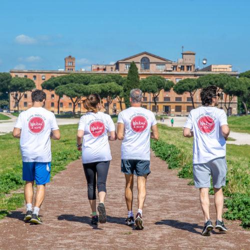 week end à Rome : découverte de la ville en footing léger