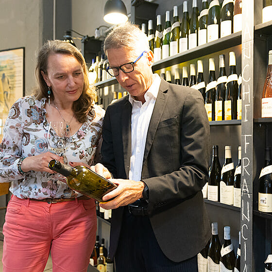 Pour bien comprendre le vin, une bonne lecture de l'étiquette s'impose