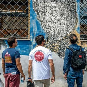 week end à Rome : découverte du street art à Rome