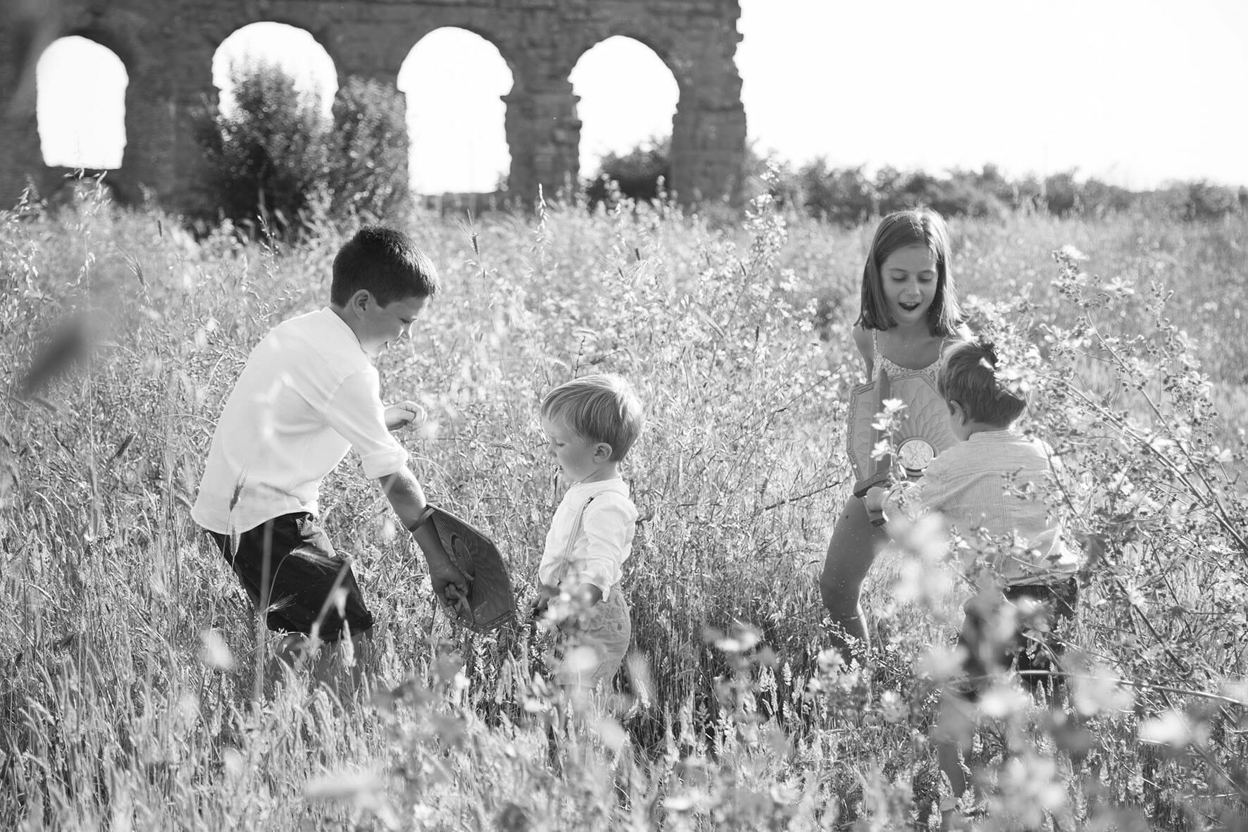 Week-end à Rome en famille