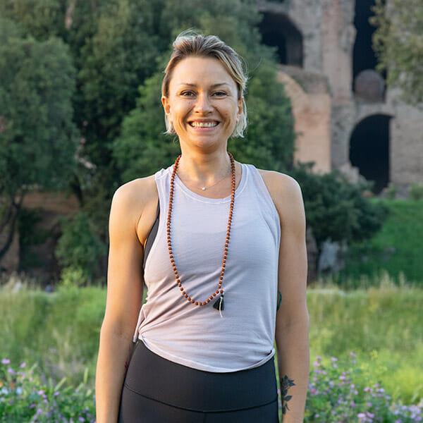 Sophie, notre prof de Yoga