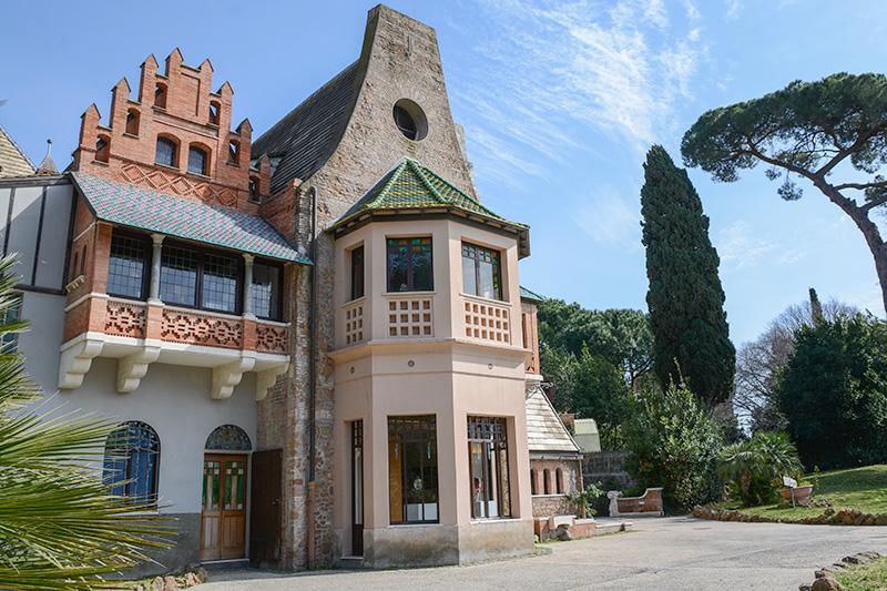 Ancienne résidence de Mussolini