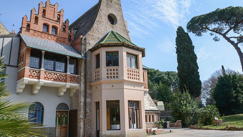 Villa Torlonia : un parc insolite