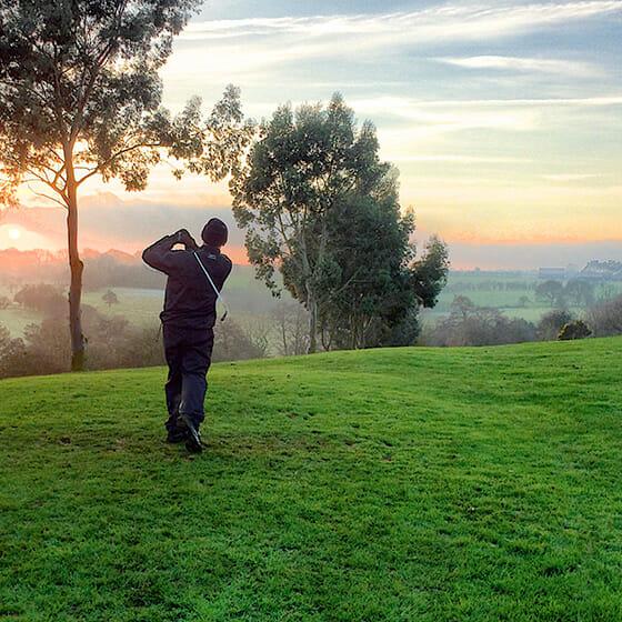 Venez découvrir le golf à Rome