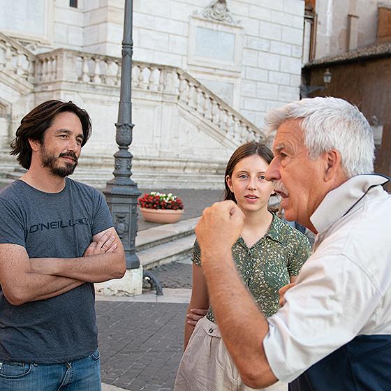Écoutez bien, c'est important cette partie de l'histoire de Rome