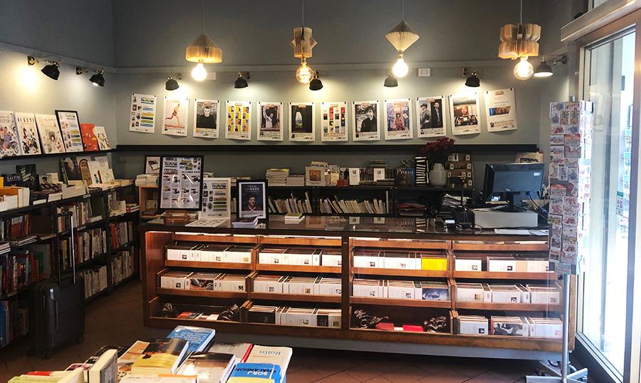 Bienvenue à la librairie français de Rome