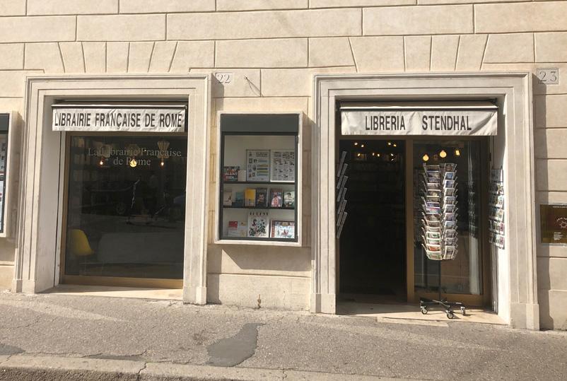 La librairie française de Rome