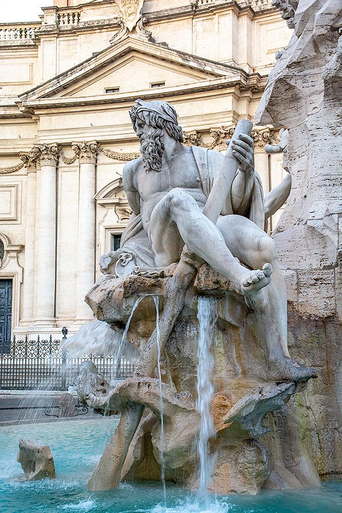 Wend end à Rome : Le Panthéon