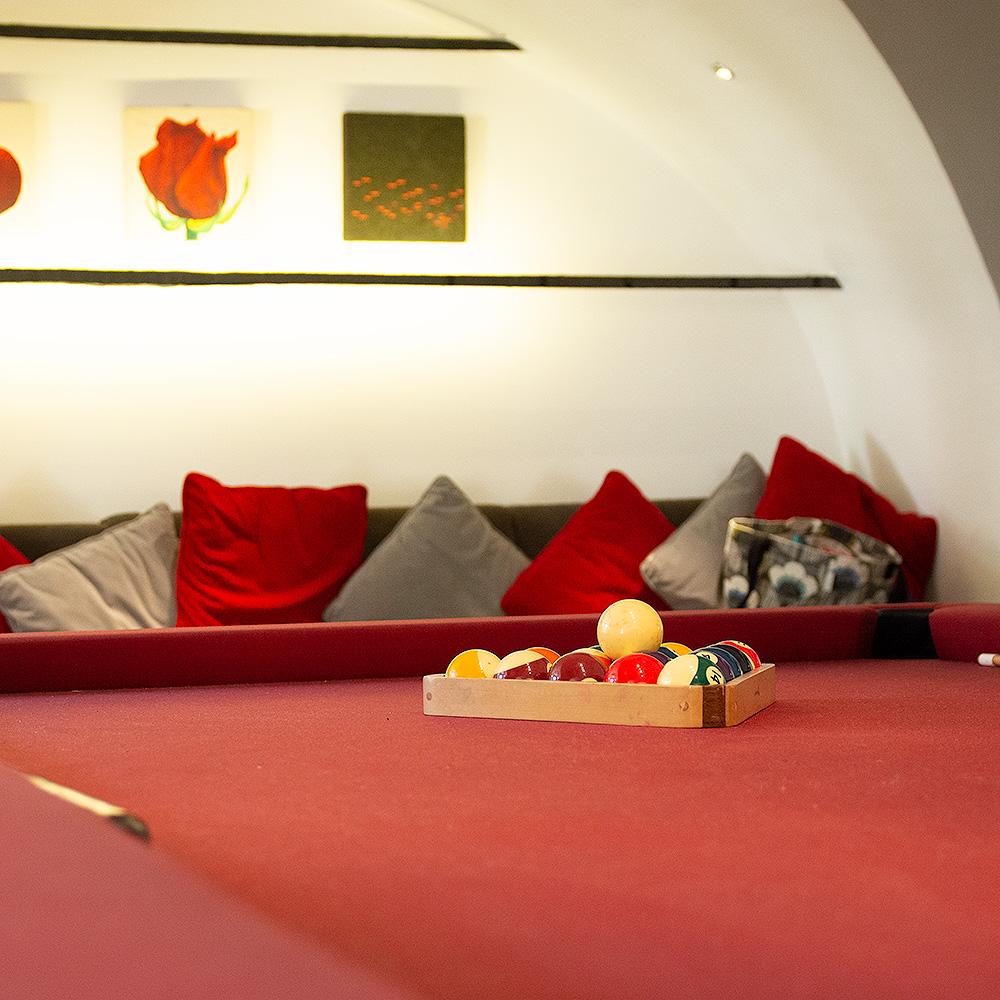 Un magnifique loft pour vous accueillir pour ce cours de cuisine italienne