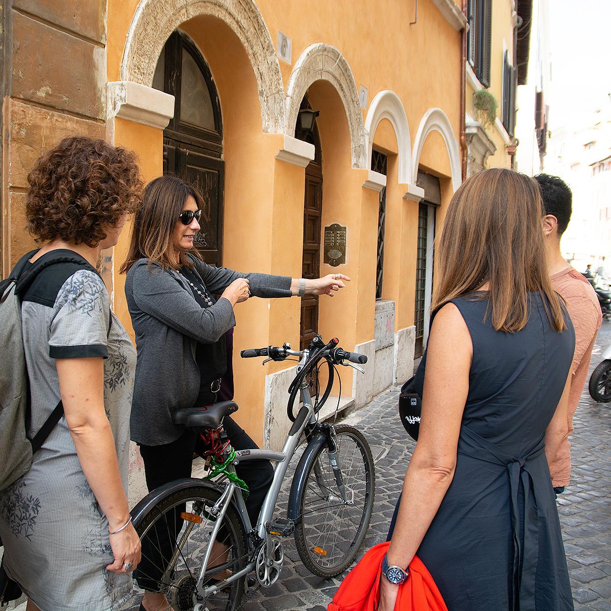 Week end à Rome : visite guidée à campo de'fiori