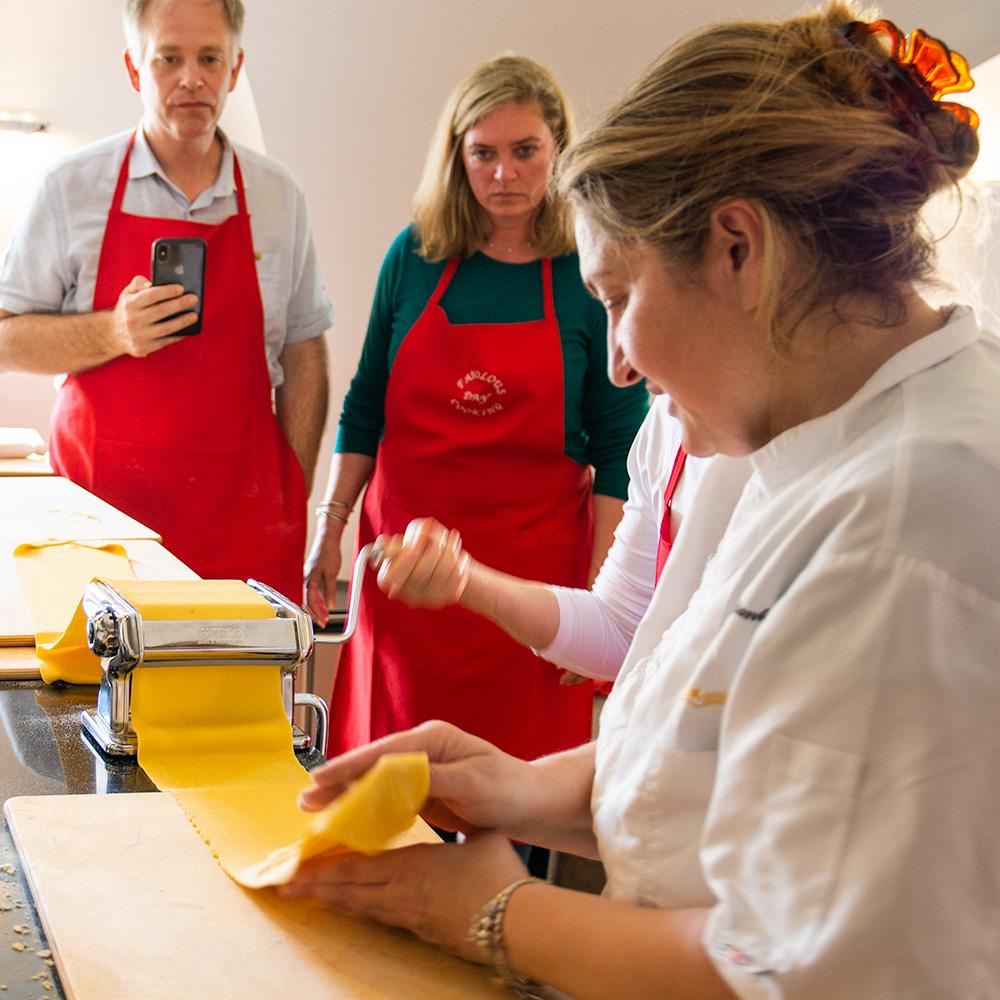 Cours de cuisine à Rome : faites vos propres Pasta