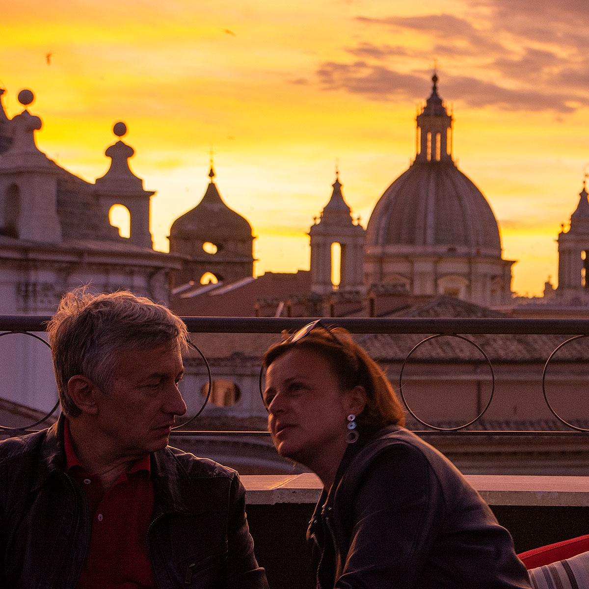 Week end à Rome en amoureux