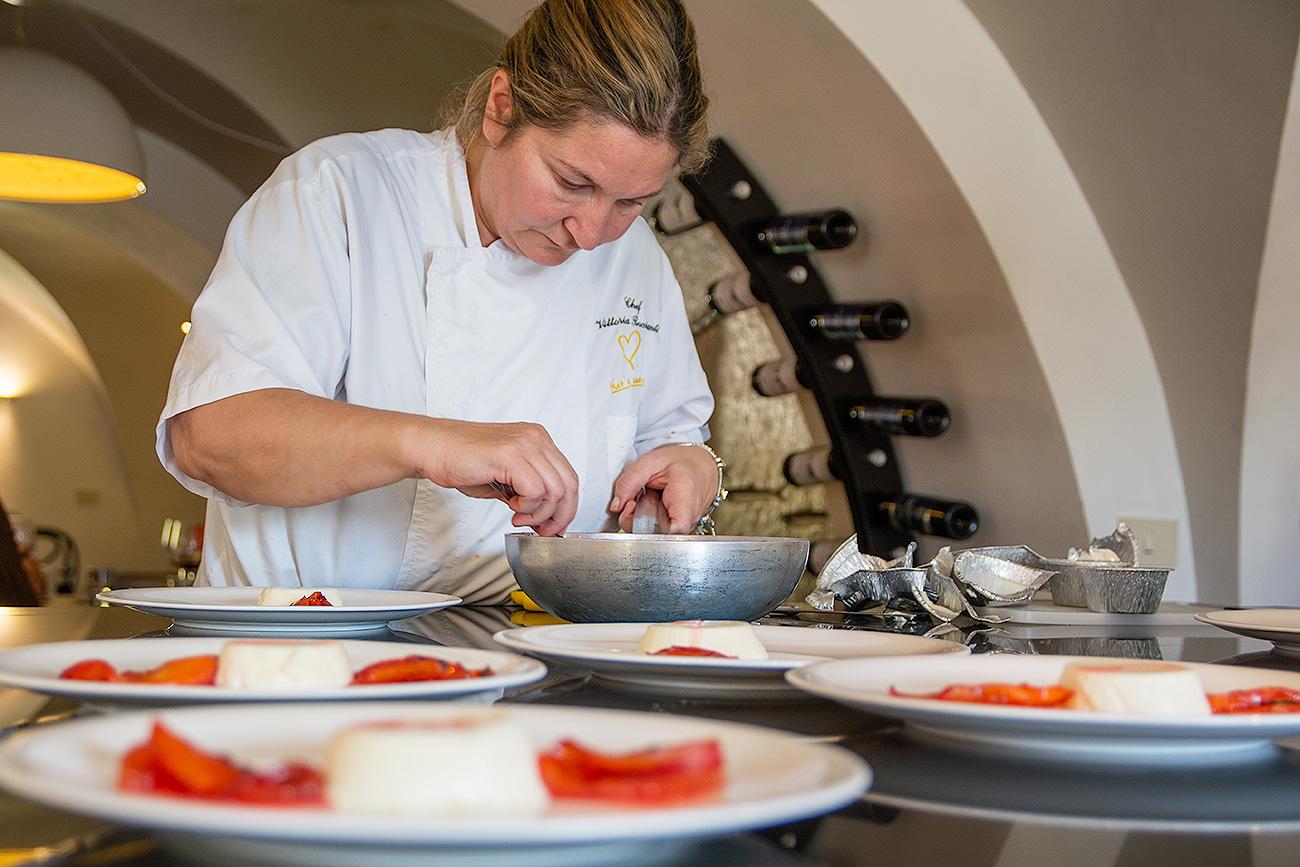 Réservez un cours de cuisine italienne à Rome