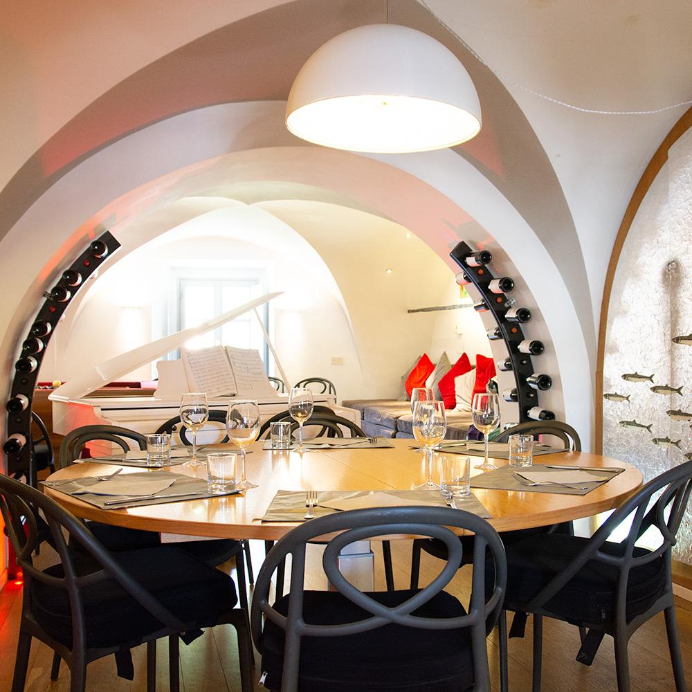 magnifique loft pour notre cours de cuisine