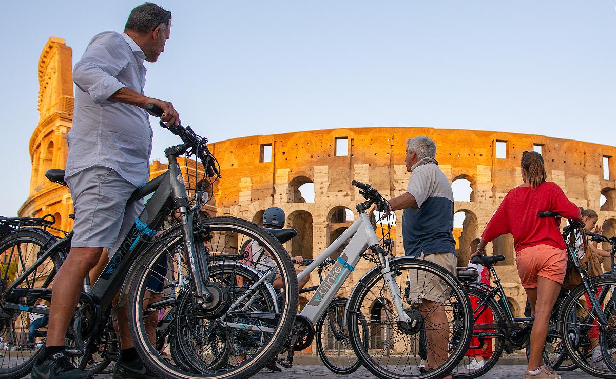 week end à Rome : tour de vélo électrique dans la capitale italienne
