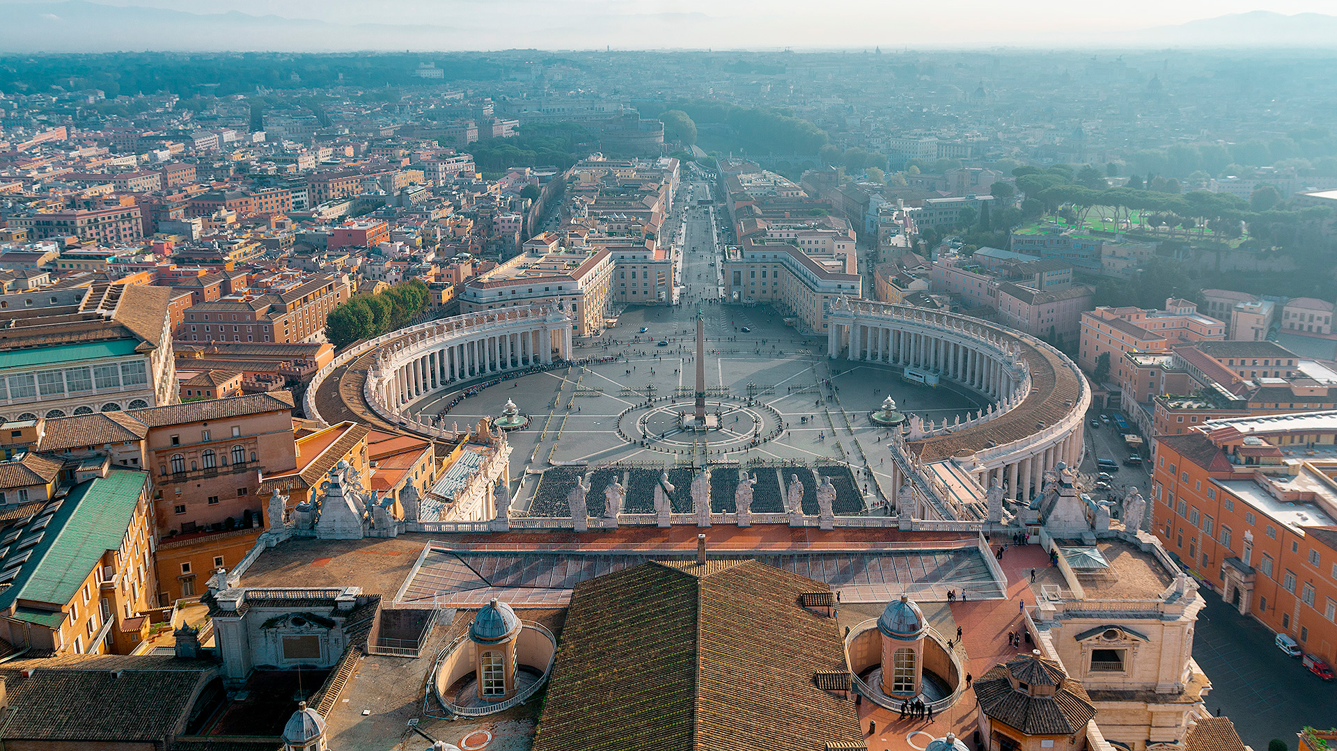 Le Vatican, une belle découverte à Rome
