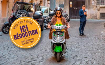 Bouger à Rome : location de scooter et de vélo électrique