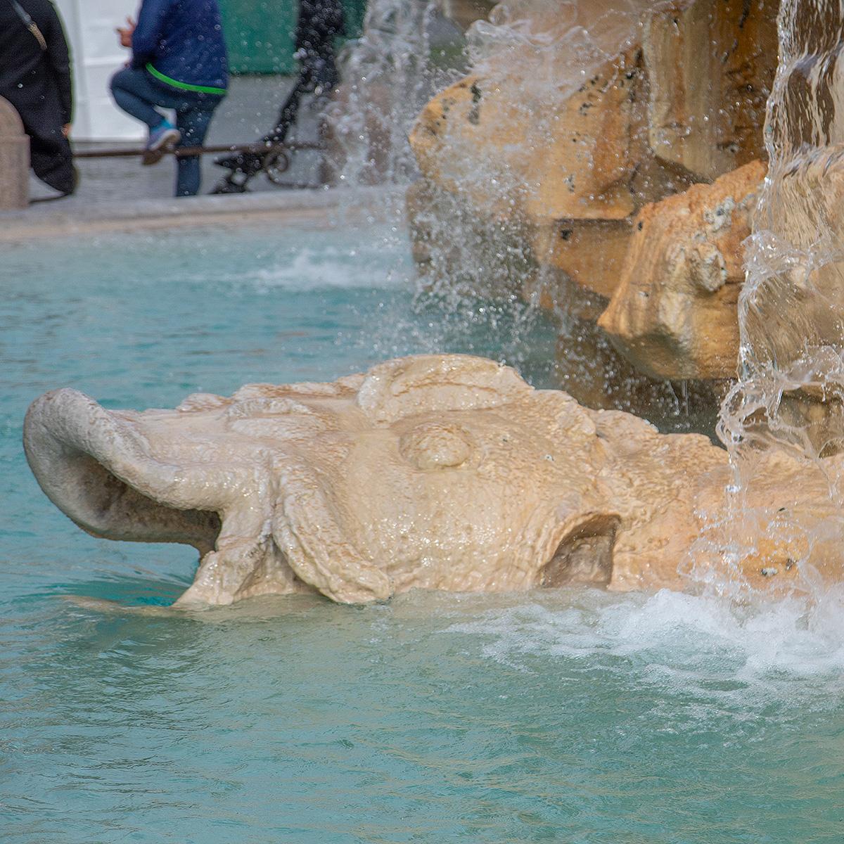 A la découverte des monstres de pierre de la Piazza Navona