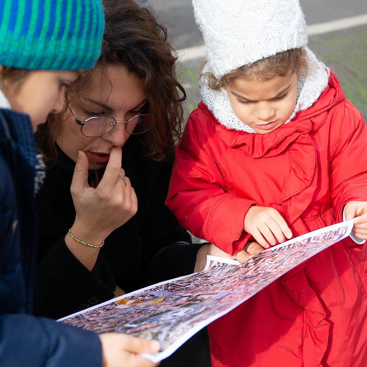 Des activités à Rome pour les enfants aussi