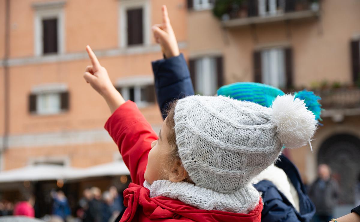week-end à Rome - activités insolites et visites guidées à Rome : A la découverte des animaux de pierre avec vos enfants à Rome