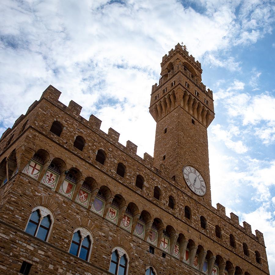 à la découverte des palais Florentin
