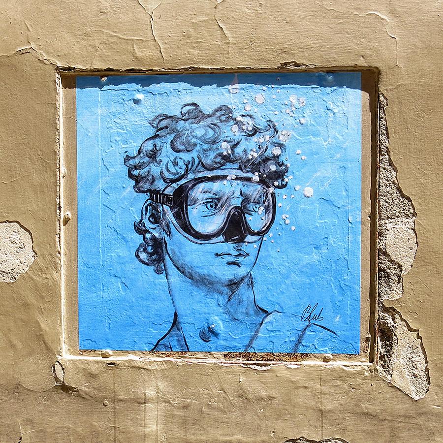 Street Art photo à Florence