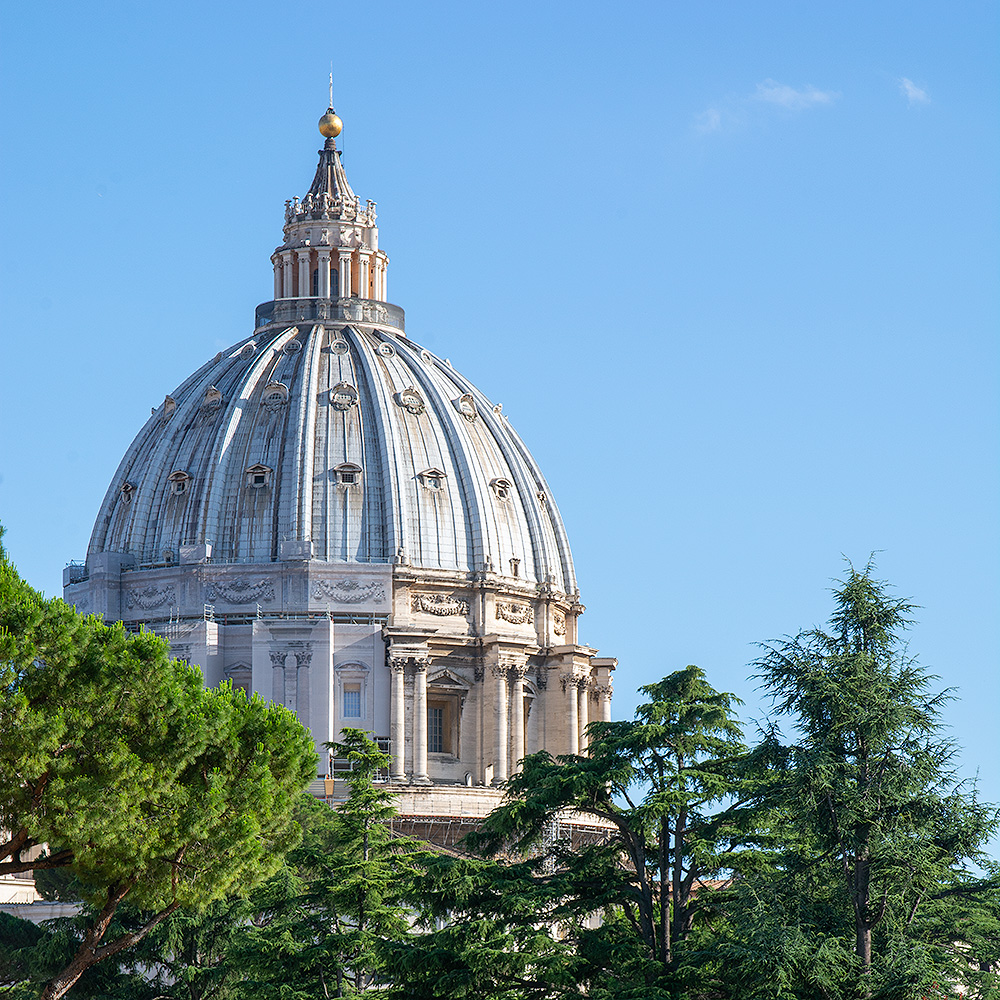 Les 4 basiliques majeures de Rome