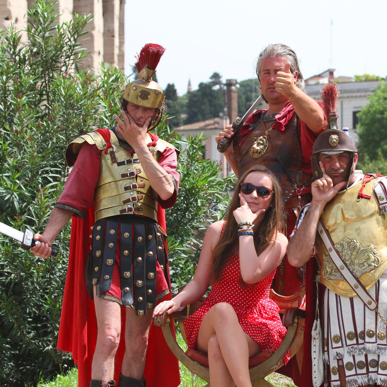 Combat de gladiateur à Rome