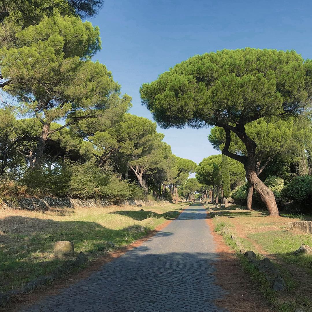 Hors du temps, la Via Appia Antica