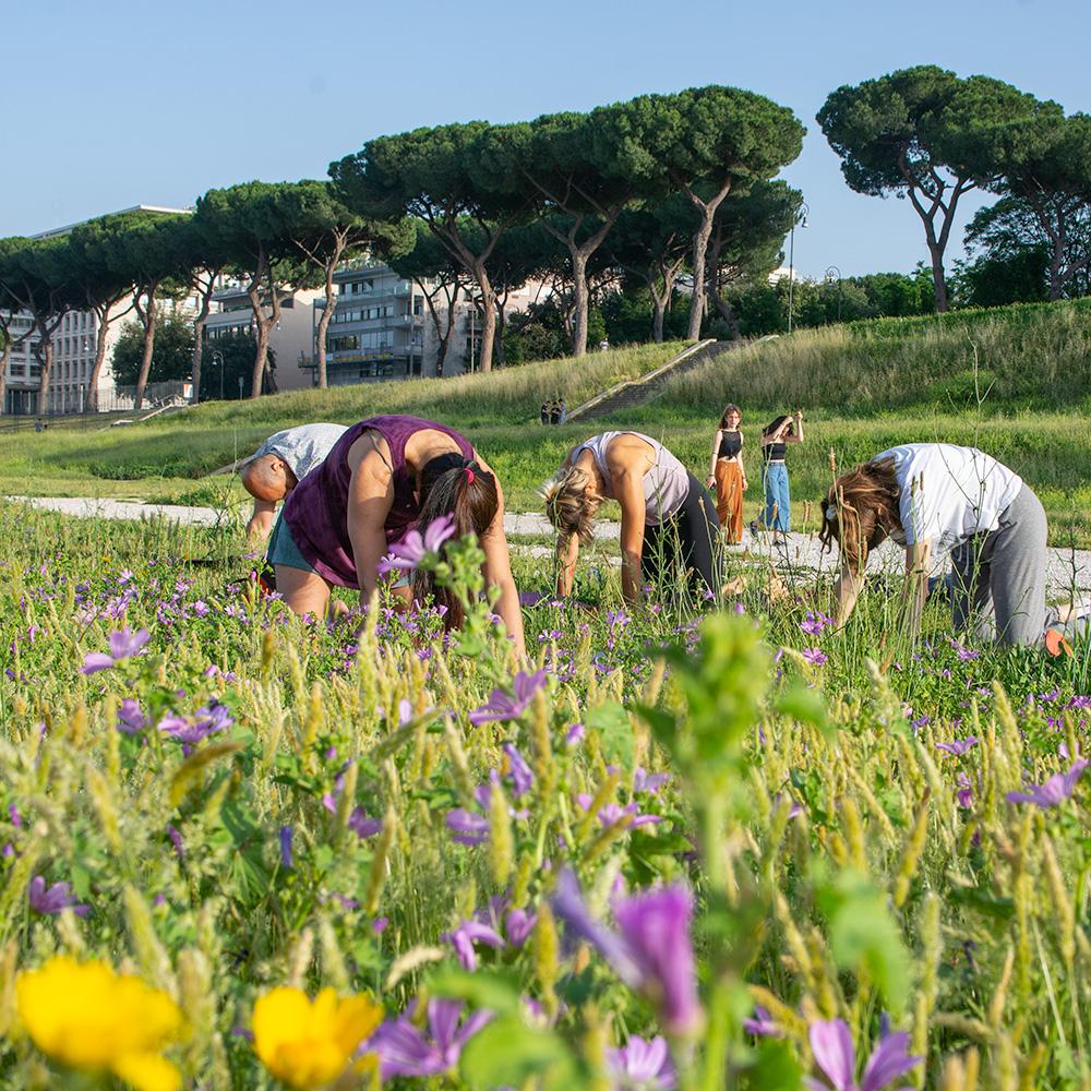 Initiation au Yoga - Circo Massimo