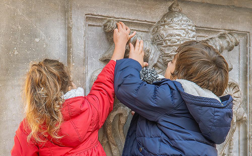 Une visite de Rome adaptée aux enfants