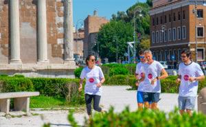 week-end à Rome - activités insolites et visites guidées à Rome : La découverte de la ville en footing léger