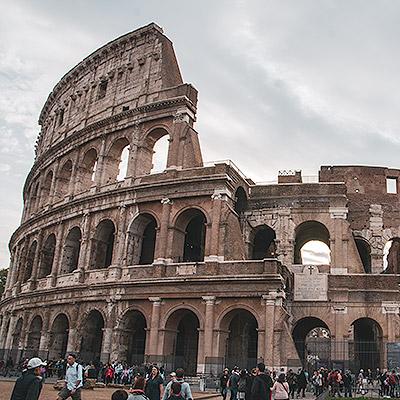 Visite guidée de la Rome Antique et découverte du Colisée